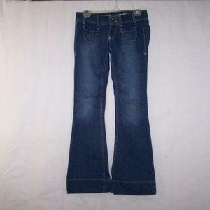 People's Liberation Jeans Star Pocket Flared 25